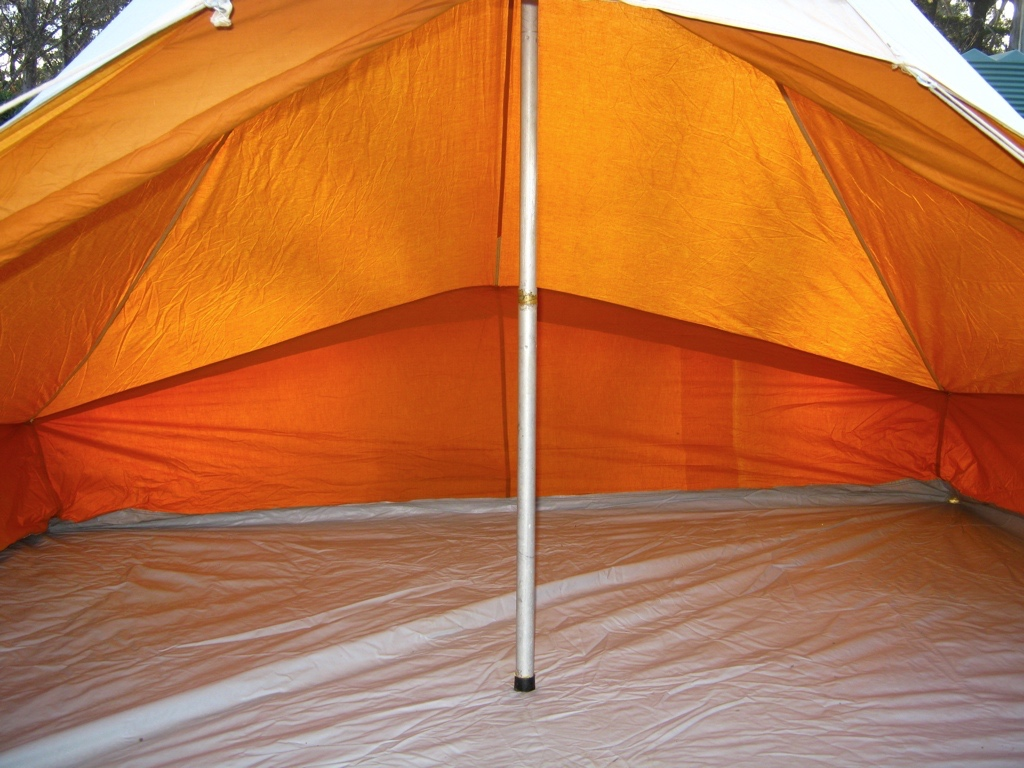 & Blacks Good Companion tent